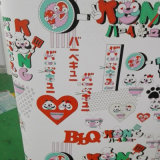 Stampa murala della parete della carta da parati del vinile di disegno personalizzata alta qualità