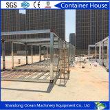 Camera modulare mobile del contenitore dell'Assemblea facile della struttura d'acciaio chiara