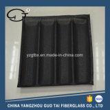 Molde de pan antiadherente de la fibra de vidrio del silicón del nuevo estilo