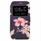 Samsung J510のためのPUの革可動装置か携帯電話カバーケース
