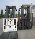 Gasoline/LPG удваивают платформа грузоподъемника топлива с нажимом/тягами (HH25Z-K5-GL)
