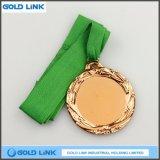 Preis-Medaillen-Metallfertigkeit-Leerzeichen-Medaillen des Andenken-Zoll-3D