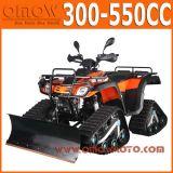 EPA 300cc 4X4 자동적인 추적되은 ATV Snowmobile