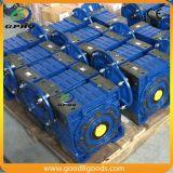 Caixa de engrenagens do sem-fim da liga Nmrv25 de alumínio para a venda