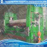Quente! Máquina de rolamento simétrica hidráulica da placa de três rolos Mclw11nc-50X3500