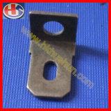 Präzisions-Metall, das Prozess, galvanisiertes Blatt stempelt Teile (HS-MS-005, stempelt)