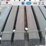 Staaf van het Staal van Mej. Carbon Ss400 A36 Serrated van China de Warmgewalste Vlakke