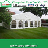 Grande barraca ao ar livre do banquete de casamento do tapete do pára-sol do PVC