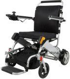 Fauteuil roulant pliable léger de mobilité pour des handicapés