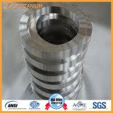 Gr2 Zuivere Titanium Gesmede Ring, de Schijf van het Titanium, de Flens van het Titanium