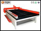 Tzjd-1325p 플라스마 CNC 절단 조각 기계