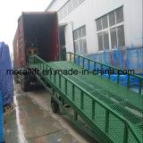 Rampa resistente mobile del bacino di caricamento del contenitore di carico di Hydralic