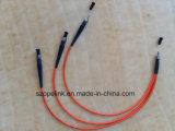 Optik-SMA Steckschnüre der Faser-