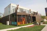 Edificio modular de la estructura de acero