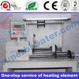 Машина замотки провода сопротивления топления CNC изготовления патронных электрических нагревательных элементов свертываясь спиралью