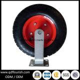 Rotella industriale resistente di gomma pneumatica della macchina per colata continua da 10 pollici