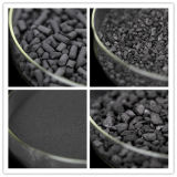 粉カーボンのISOの証明そしてMSDSの石炭をベースとする専門の製造者は作動した
