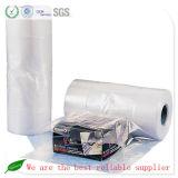 Transparente alimenticia del PVC Plástico Transparente