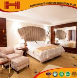 Habitación de Hotel personalizada profesional chapa natural Conjunto de muebles de dormitorio moderno