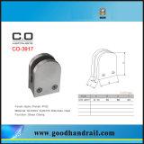 Edelstahl-Treppen-Handlauf-Pfosten-Glasschelle (CO-3917)