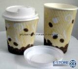 Biodegradierbares Papier für Kaffeetassen
