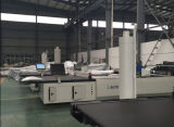 Cortadora automática de la tela de la cortadora del paño del CNC Tmcc-2225