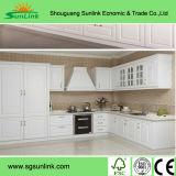 Alti disegni superiori dei portelli dell'armadio da cucina della lacca di lucentezza