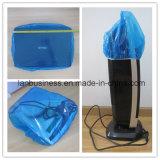 Capa Anti-poeira da Máquina Pequena PE Blue
