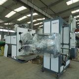 Ligne de production de tuyauterie renforcée en acier / ligne d'extrusion de tuyaux