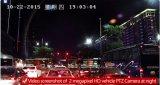 2.0 MP Onvif 100m 야간 시계 차량 HD IP 사진기