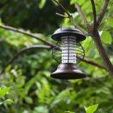 Garten-Sonnenenergie-Moskito-Mörder-Lampe