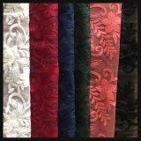 ポリエステル地上の網の刺繍のレースのテュルの刺繍のレース