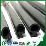 Экструзионный уплотнения/уплотнитель двери (силиконового каучука) из ПВХ