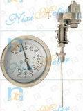 Thermomètre bimétallique de qualité en acier inoxydable