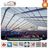 De transparante Duidelijke Tent van de Markttent van de Gebeurtenis voor de OpenluchtPartij van de Viering