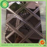 内部および外部の装飾のための卸し売り中国3Dレーザーのステンレス鋼シート
