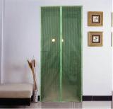 마술 자석 메시 대중 반대로 버그 모기 커튼을 보이는 핸즈프리 스크린 그물 문 With18 강력한 자석 텔레비젼