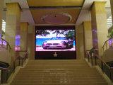 Parete dell'interno di colore completo LED di P6mm video per fare pubblicità