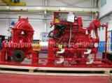 D/Tswa 다단식 균열 케이스 화재 펌프