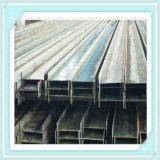 Acciaio laminato a caldo di profilo della struttura d'acciaio del fascio di 125*125-250*250 H fatto in Cina