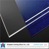 3.2mm/4mm AR beschichtet ausgeglichenes/abgehärtetes Solarglas