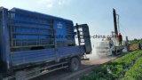 Atlas Copco Liutech gefahrener beweglicher Dieselluftverdichter