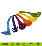 Верхняя часть Китая продавая силикон инструментов кухни продуктов теплостойкmAs варя комплект