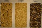 Trieuse de couleur de blé de dollar de céréale de machine de transformation des produits alimentaires de Vsee RVB