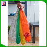 Intense pour retenir des sacs de corbeille à papiers de sac à déchets sauvages de doublures de poubelle