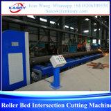 Máquina de estaca do CNC para a tubulação grande do diâmetro