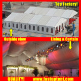 Tenda di evento della festa nuziale del fornitore per l'ospite di Seater delle 700 genti