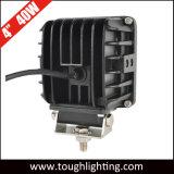 EMC approuvés cris à usage intensif de 4 pouces 40W à LED feux de travail