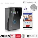 Venta caliente Video WiFi timbre de llamada para la seguridad del hogar
