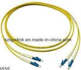 Faser OptikPatchcord (einzelner Modus) LC